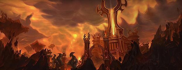 Affrontez de nombreux boss des Terres de feu (dont Ragnaros) ce Jeudi, Vendredi et Samedi (Royaumes de Test)