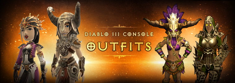 Get in the Game with New Diablo III Outfits