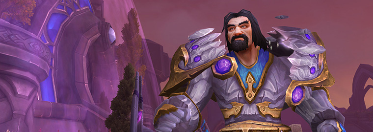 Legion Class Preview Series: Paladin