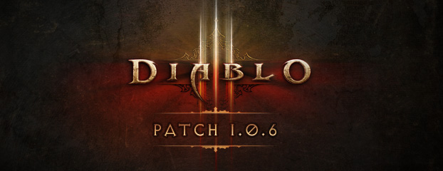 Patch 1.0.6 Now Live