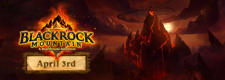 Blackrock Mountain Explodes into Action on April 3!