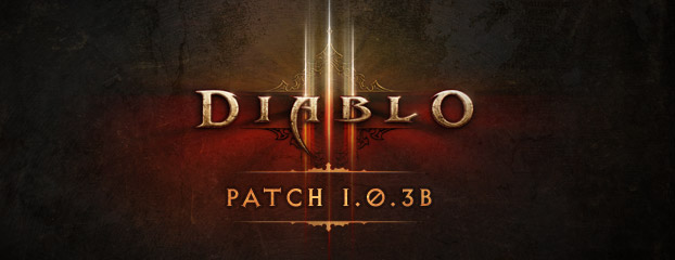 Patch 1.0.3b Now Live