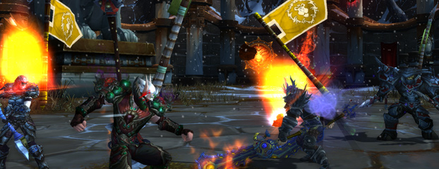 Warlords of Draenor—PvP Update