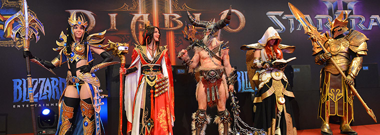 gamescom 2013 Costume Contest Winners