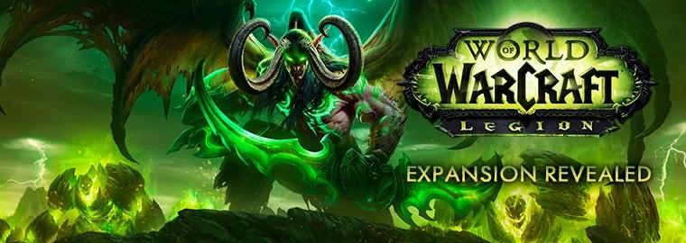World of Warcraft: Legion Revealed