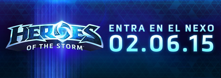 Heroes of the Storm saldrá el 2 de junio