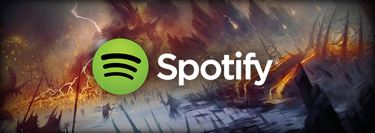 Reaper of Souls™ Themed Playlist Now on Spotify