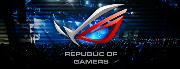 ASUS Republic Of Gamers BlizzCon 2011 Ticket Giveaway