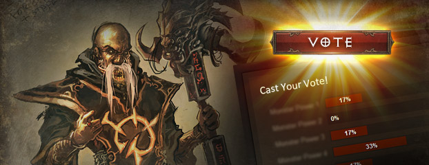 Poll: Who's Your Favorite Diablo III Villain?
