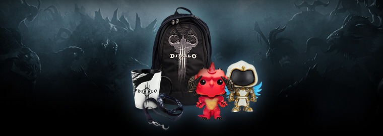 Epic Diablo III Anniversary Treasure Pack Giveaway is Now Live!