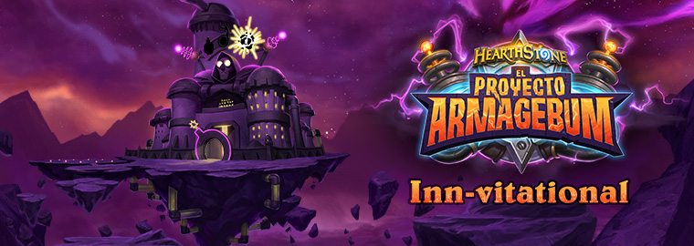 ¡Bienvenidos a The Boomsday Project Inn-vitational!