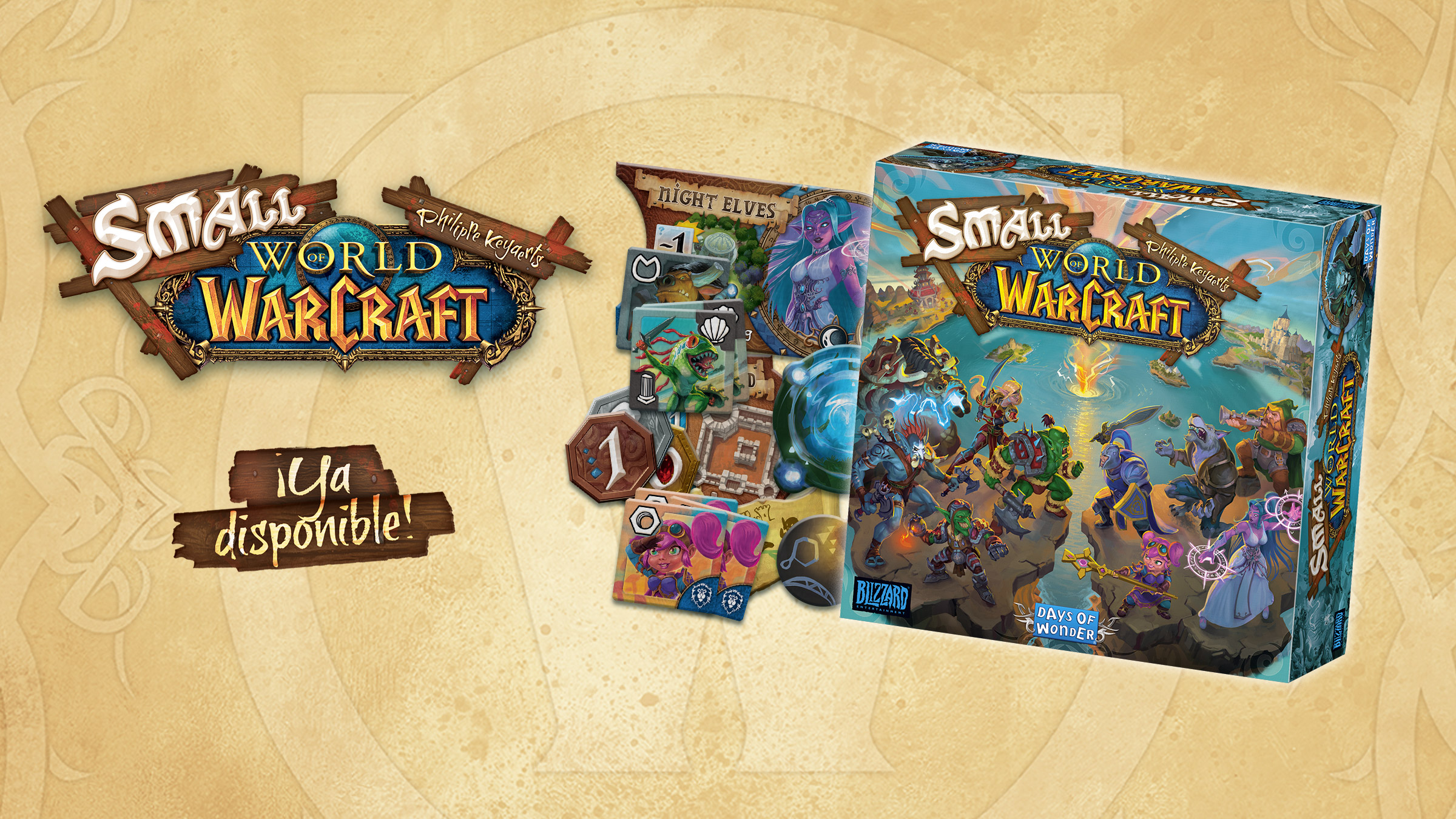 Small World of Warcraft ya está disponible