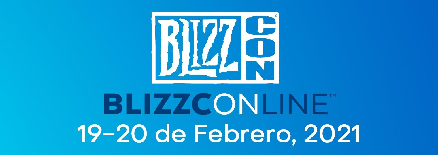 Agéndate la fecha de la BlizzConline™: 19 y 20 de febrero