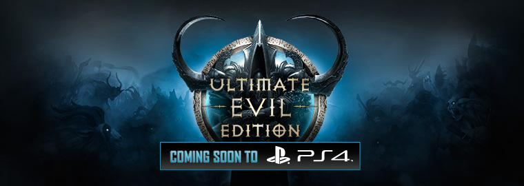 Prepare for Ultimate Evil on PlayStation® 4