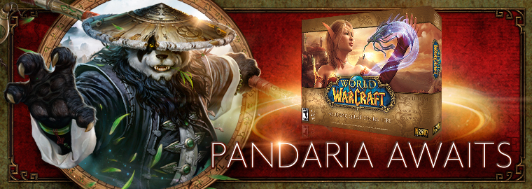 Pandaria Awaits – World of Warcraft Now Includes Mists of Pandaria