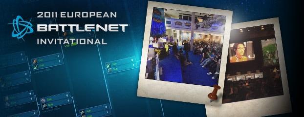 L'European Battle.net Invitational 2011 réuni les meilleurs joueurs de Starcraft II et WoW du 6 au 7 août à Varosvie en Pologne