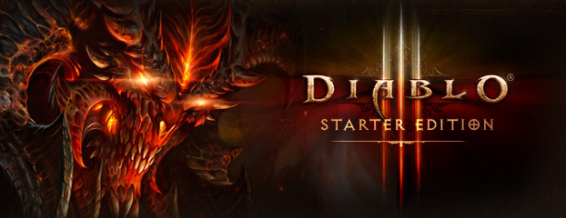 Diablo® III FREE Starter Edition Now Available