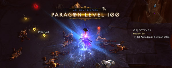 "Player Spotlight: Glow's Quest for ""Paragon 1000"""