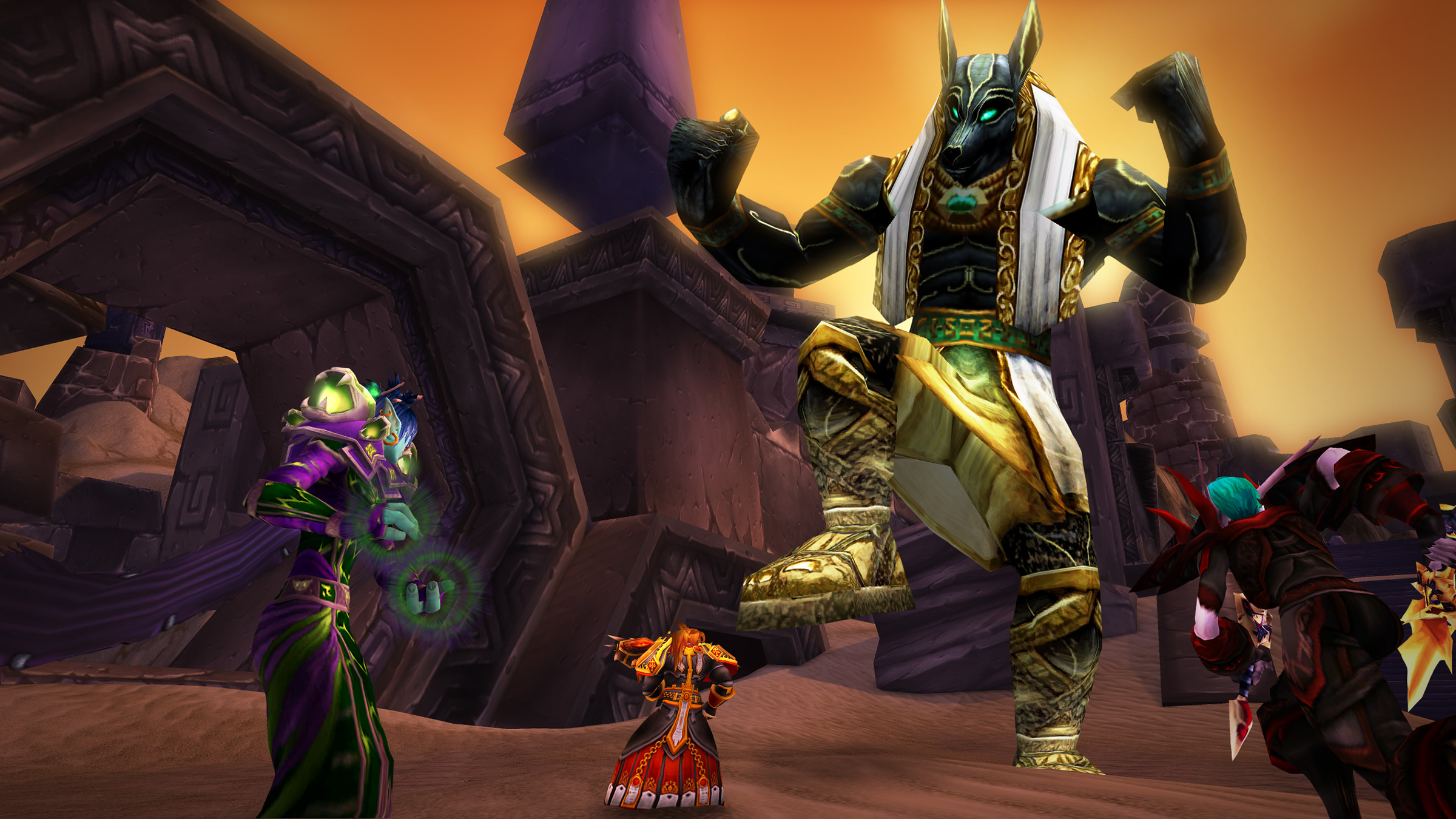 Remembering the Gates of Ahn'Qiraj: Call of the Scarab