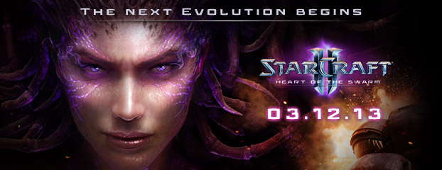 Starcraft Expansion: Heart of the Swarm