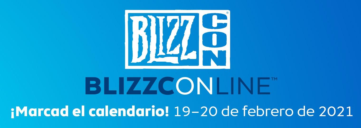 Apuntad las fechas de la BlizzConline™: 19 y 20 de febrero