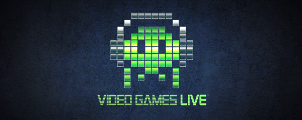 Video Games Live in Irvine, California -- July 17