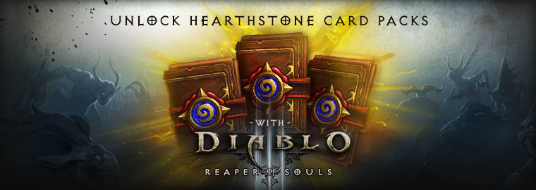 Unlock Expert Card Packs with Reaper of Souls