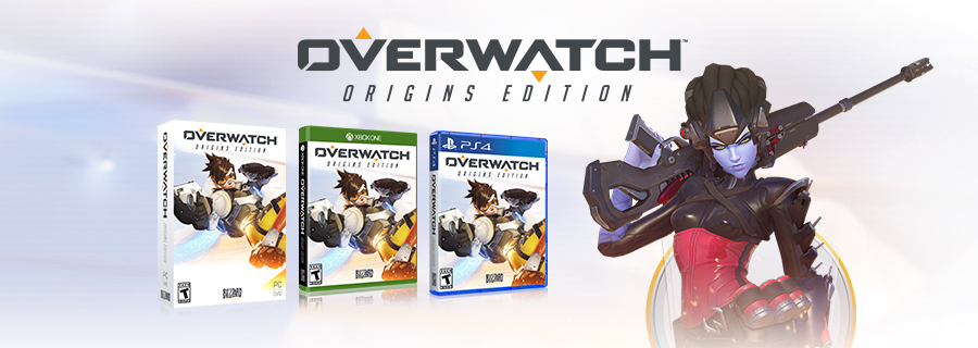 Overwatch™ Ready for Action Spring 2016 — Pre-Purchase Now for