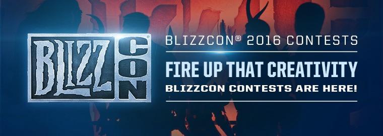 BlizzCon 2016 GLORY