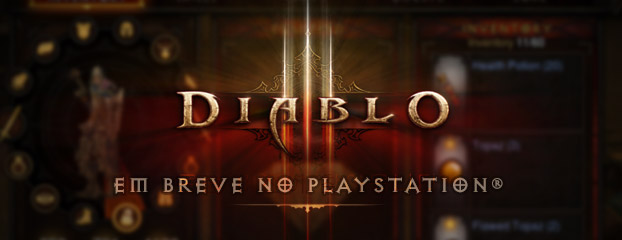 Diablo III em Breve no PlayStation®3 e PlayStation®4