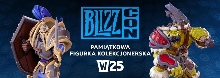 25 lat sagi Warcraft i pamiątkowa figurka na BlizzConie 2019