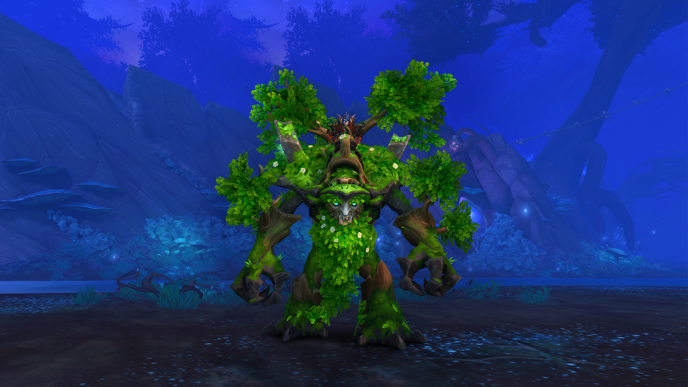 Now Available: Wandering Ancient Mount