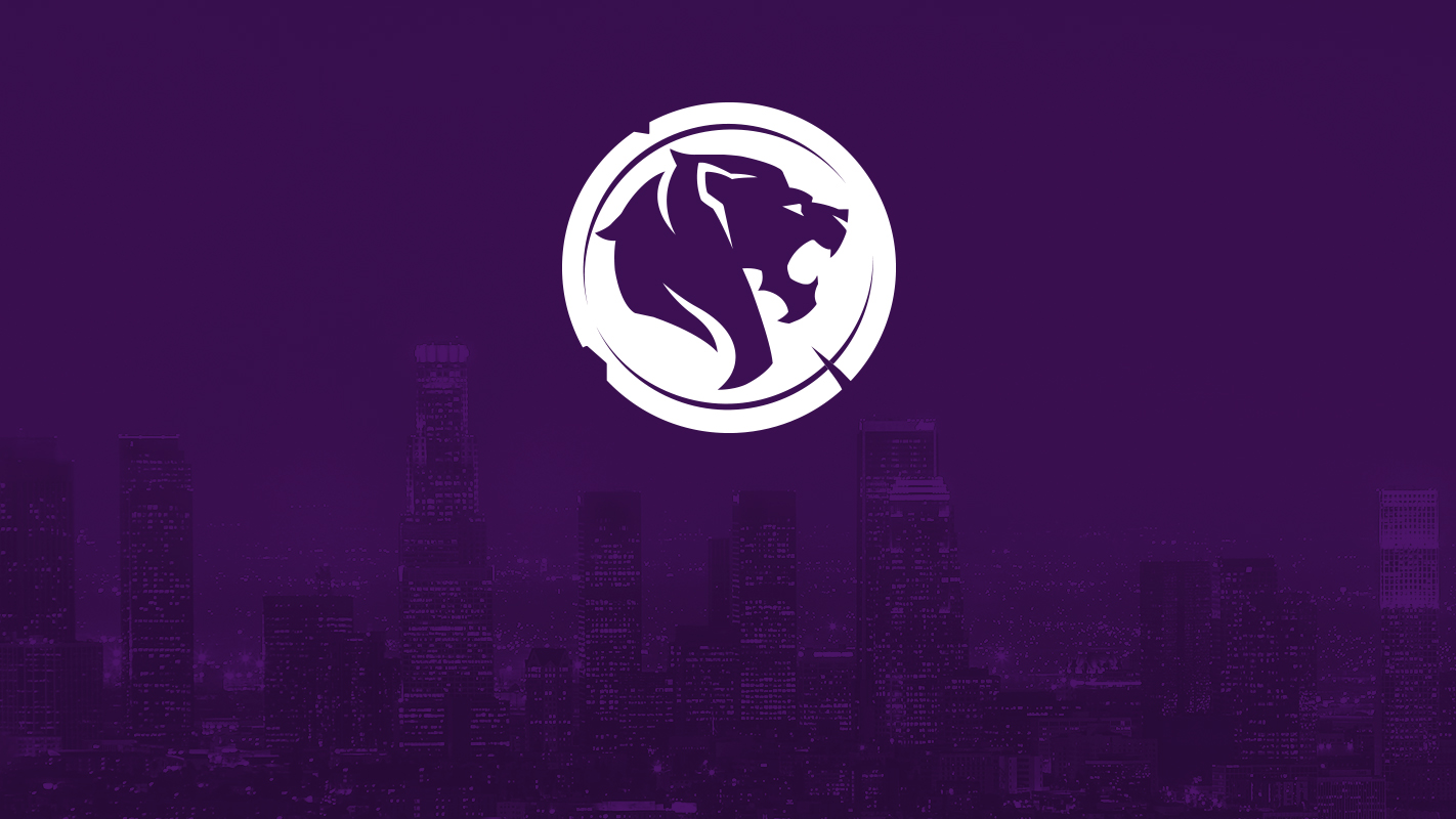 Los Angeles Gladiators logo