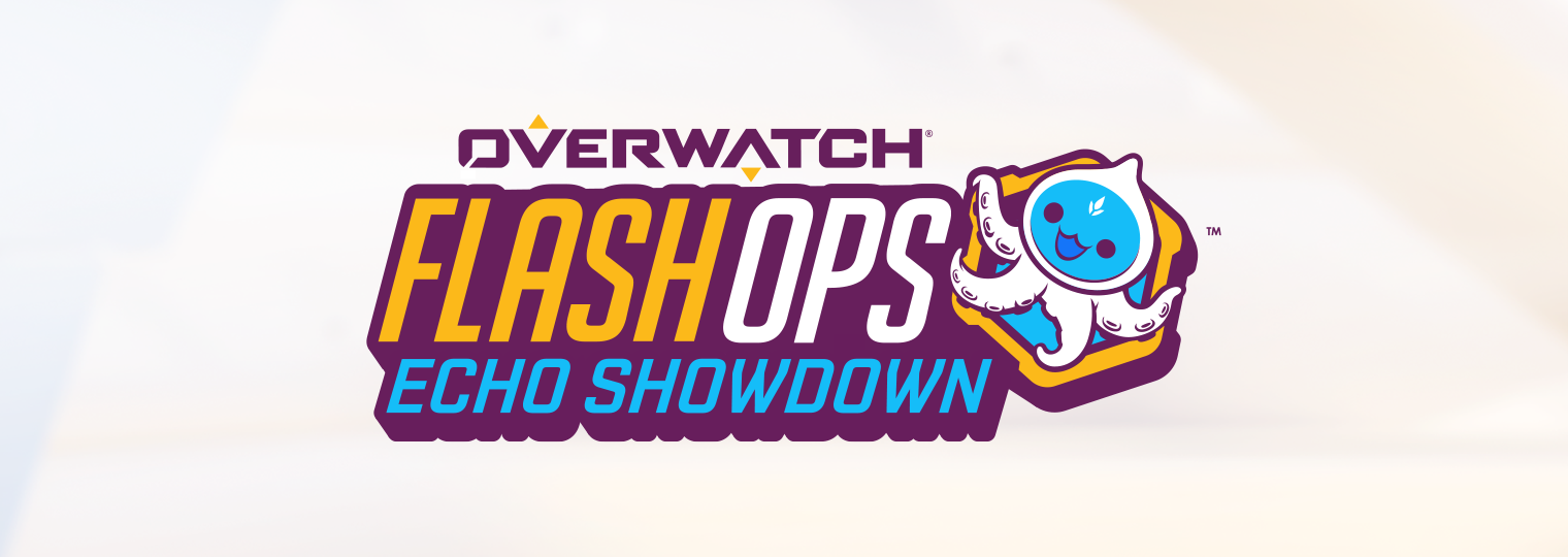 Alzamos el vuelo el Flash Ops: Echo Showdown