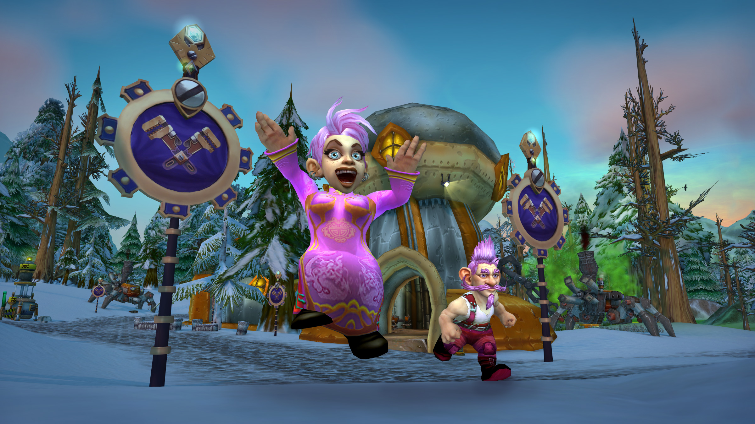 Join The Great Gnomeregan Run–October 13!