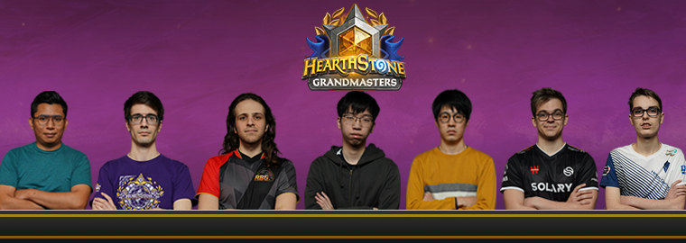 Introducing the Newest Hearthstone Grandmasters!