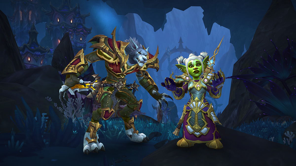 The Next Battle for Azeroth Content Update is Now Live!
