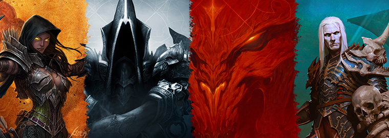 Hell for the Holidays – Save Up to 50% Off Diablo III