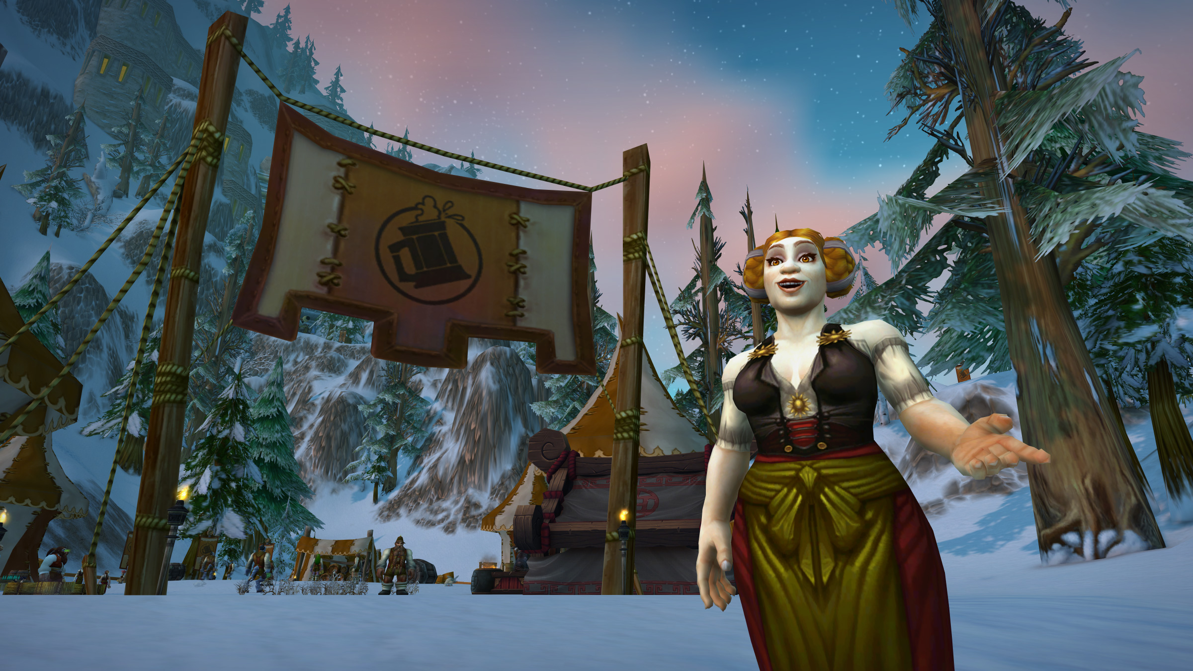 Bring Out the Wolpertingers! Brewfest is Here