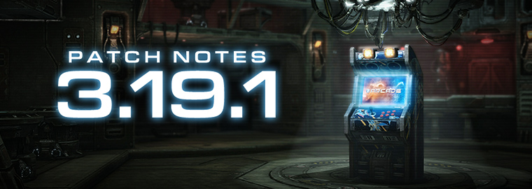 StarCraft II: Legacy of the Void Patch 3.19.1