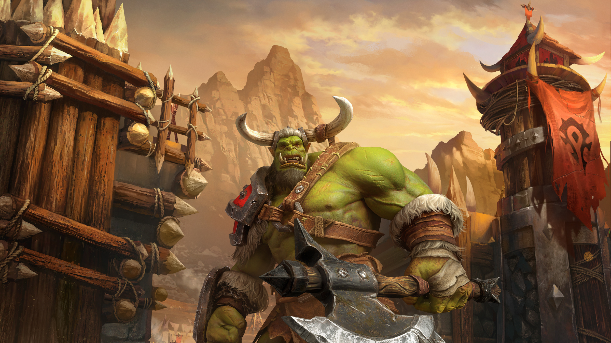 ¡Ya está disponible Warcraft III: Reforged!
