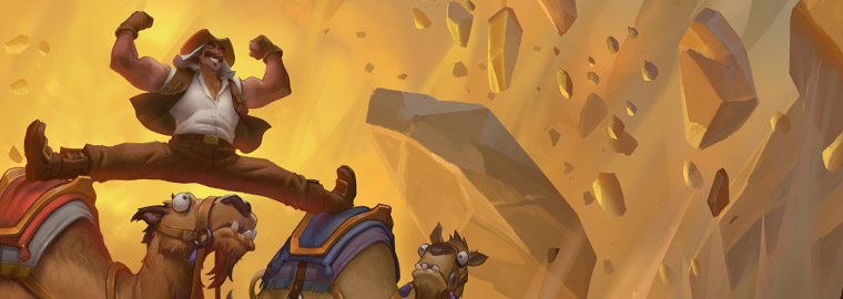 Hearthstone-Update – 1. August – Retter von Uldum