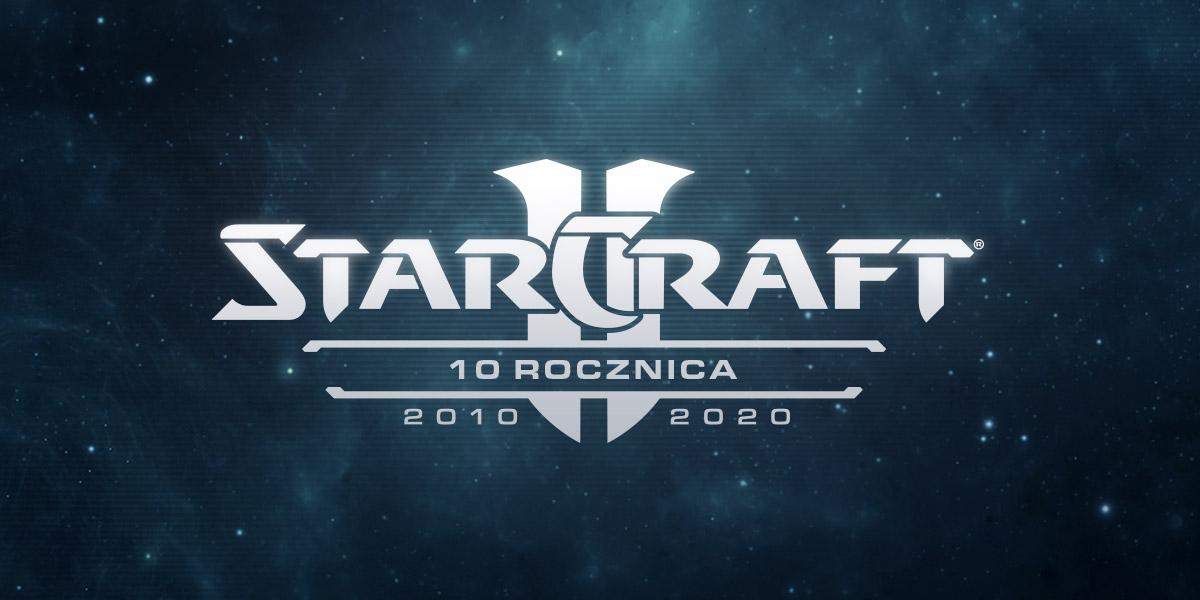 Aktualizacje z okazji 10 rocznicy StarCraft II