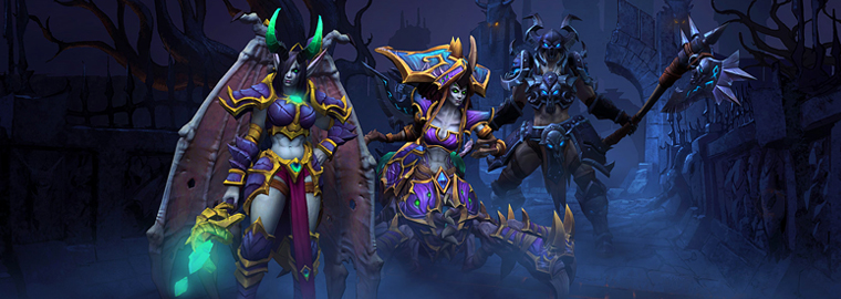 Court of the Archlich Skins and Bundle Available Now!