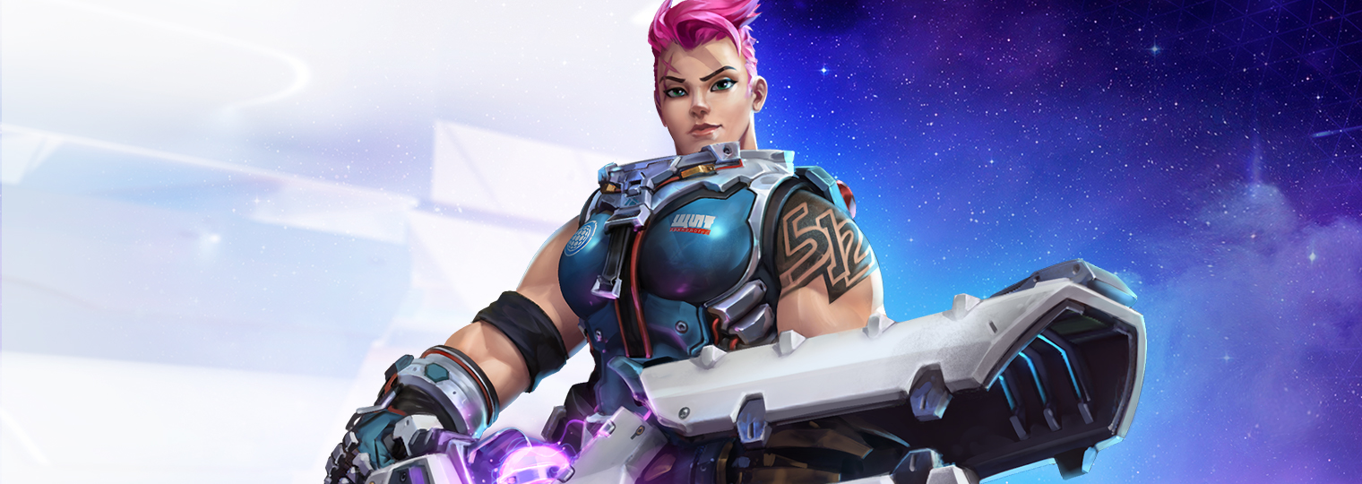 Together We Are Strong! - Designing Zarya in Overwatch and Heroes of the Storm