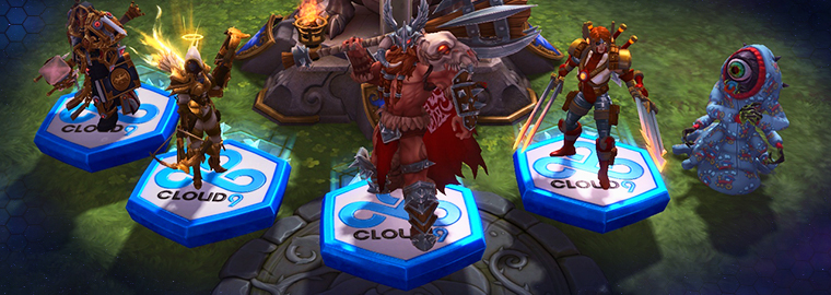 BlizzCon 2015 Champions Mount: Now Available