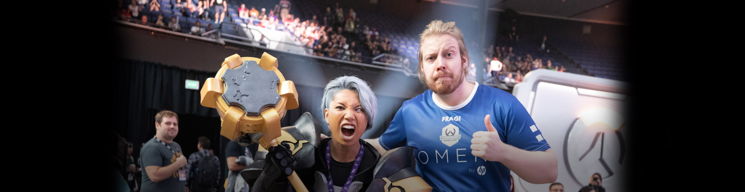 Nuestras fotos preferidas de la Overwatch World Cup