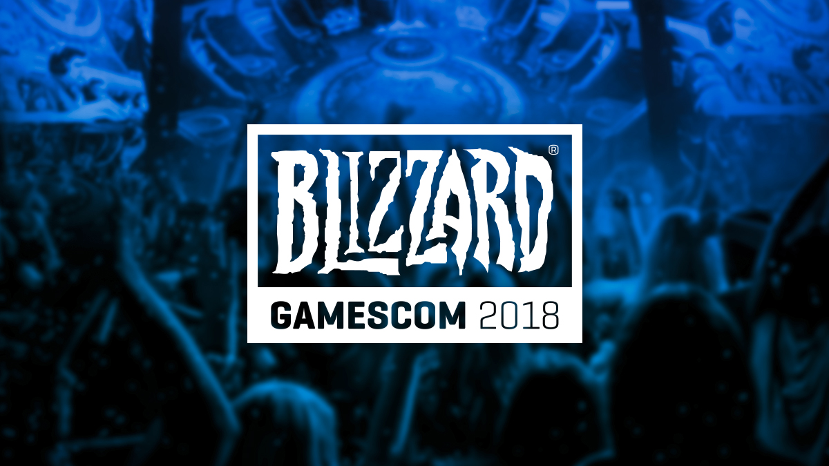 Трансляции World of Warcraft с gamescom 2018