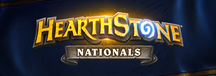 Dimostra la tua abilità agli Hearthstone Nationals