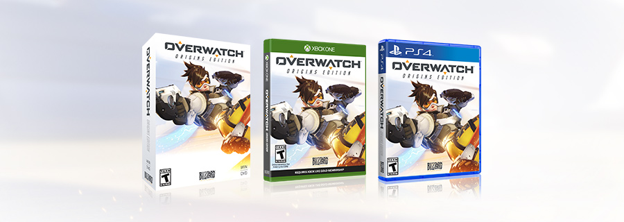 Save $10 on Overwatch™: Origins Edition